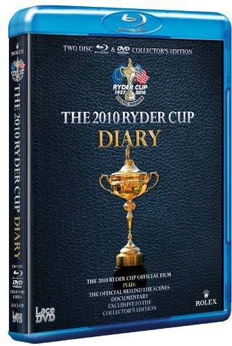 2010 Ryder Cup Diaries [Blu-ray]