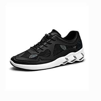 bfc2ac085172e7 Unbekannt YIXINY Schuhe Sneaker Britischer Stil Schuhe Outdoor-Sportschuhe  Männlich Freizeit Turnschuhe Fahrschuhe Laufschuhe (