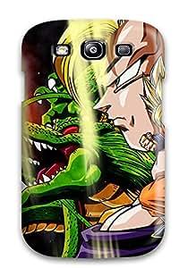 Premium Tpu Goku Cover Skin For Galaxy S3