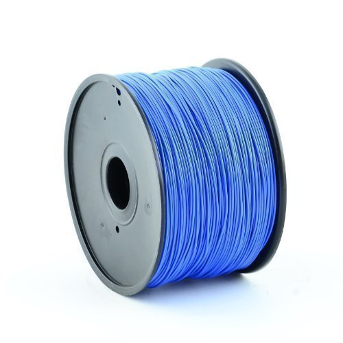 1Kg spool of BLUE Premium quality PLA 3D printer filament 1.75mm suitable for MakerBot RepRap MakerGear Ultimaker & Up etc. Technology outlet