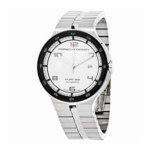 Porsche Design P'6350 Flat Six Automatic Mens Watch 6350.42.64.0276