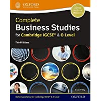 Complete Business Studies for Cambridge IGCSE® and O Level