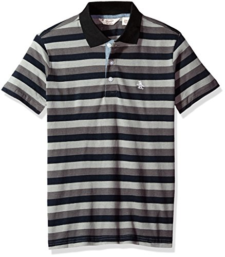Penguin Boys' Short Sleeve Polo Shirt (More Styles Available)