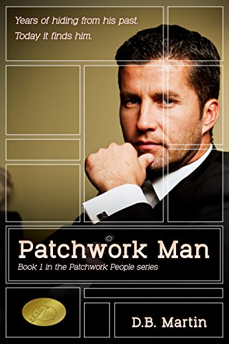 Book: Patchwork Man (Patchwork People, Volume 1) by D.B. Martin