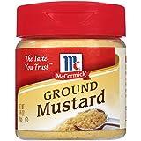 Kyпить McCormick Ground Mustard, 0.85 oz на Amazon.com