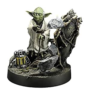 Kotobukiya Star Wars: Yoda Artfx Statue (The Empire Strikes Back Version)