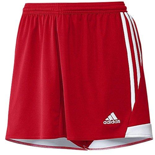 adidas Women's Tiro 13 Short, Univeristy Red/White, XLarge