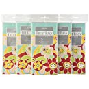 The Gift Wrap Company Florapalooza Treat And Gift Bags (Pack of 12)