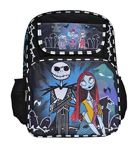 Disney Jack Skellington & Sally Twilight Children's Backpack 16 (Jack Skellington Children)