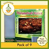 Thirunelveli Halwa (Pack of 9) Each Pkt 250 Gms (T-M)