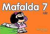 capa de Mafalda - Mafalda Nova - Volume - 7