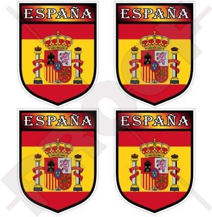 ESPAÑA Español Escudo 50mm (2