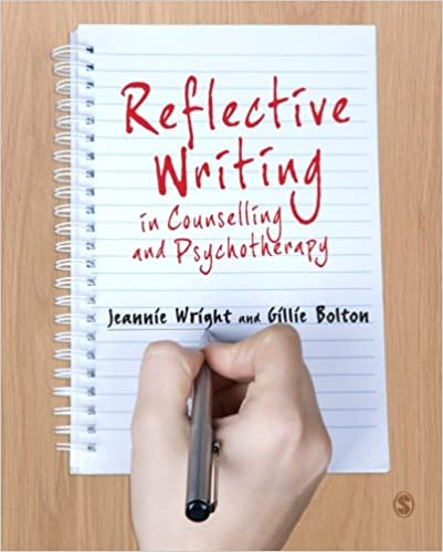 Amazon com  Reflective Writing in Counselling and Psychotherapy