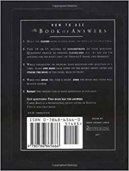 the book of answers carol bolt pdf