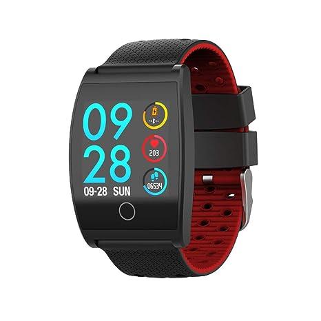 Amazon.com: Smart Watch QS05 - Pulsera inteligente de ...