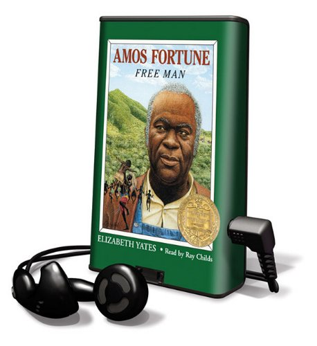 Amos Fortune: Free Man (Playaway Children) by Audio Bookshelf