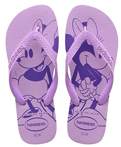 Top Lilac Bra Havaianas 35 Soft Disney 36 tTdqt0w4n