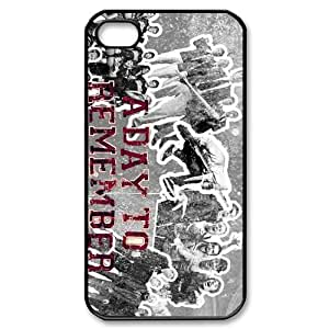 Customize Famous Rock Band A Day To Remember Back Case for iphone4 4S JN4S-1719