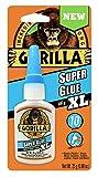 Best Super Glues - Gorilla 7400202 XL Super Glue 1 Pack Clear Review