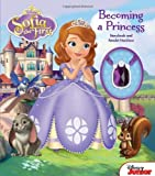 Disney Sofia the First Becoming a Princess, Elizabeth Bennett, 0794428738
