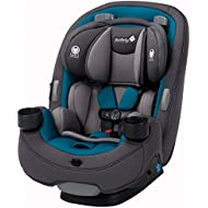 Safety 1st Grow and Go 3-in-1 Convertible Car Seat, Blue Coral