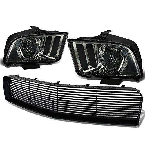 Compare Price 05 V6 Mustang Headlights On Statementsltd Com