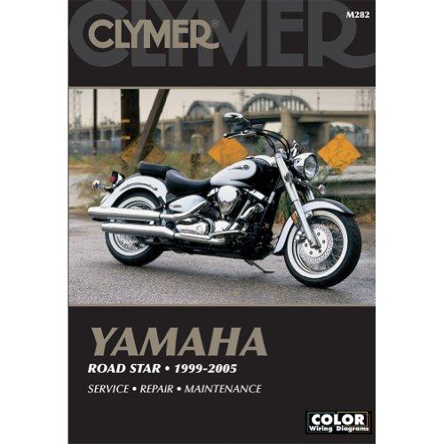 amazon com clymer yamama road star 1999 2007 automotive rh amazon com 2008 Yamaha Road Star Silverado 2007 Yamaha Road Star