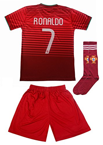 ae863aef6 We Analyzed 482 Reviews To Find THE BEST Cristiano Ronaldo Kids Jersey