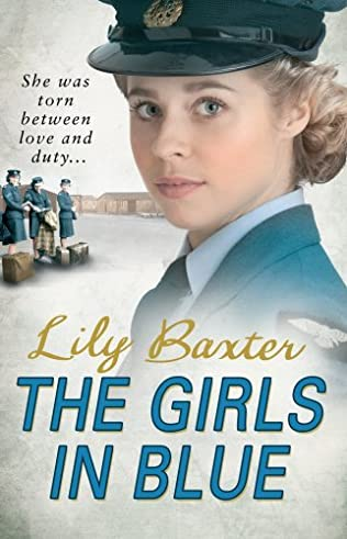 book cover of The Girls in Blue