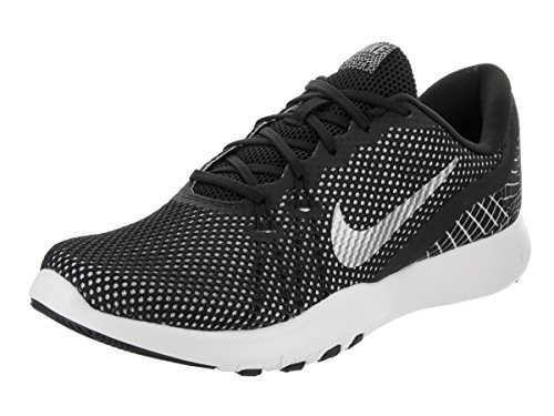 Nike 898481 002 Damen Black/Metallic Silver-White