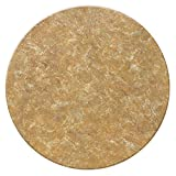 Duratop 28'' Round Table Top in Suno Stone