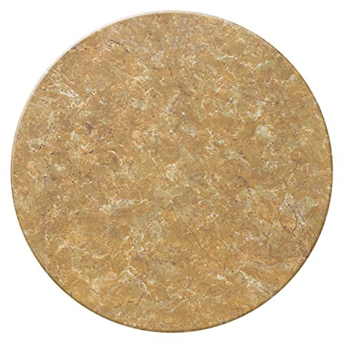 Duratop 42'' Round Table Top in Suno Stone by Contract Style