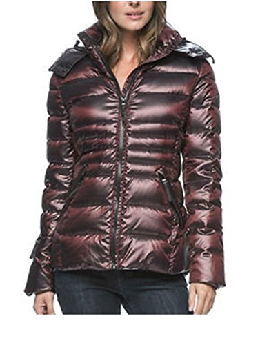 andrew-marc-ladies-short-down-jacket-wine-small