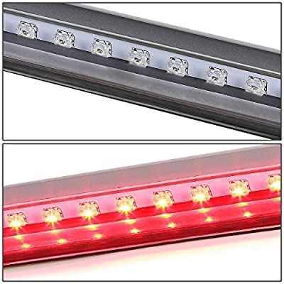 DNA Motoring 3BL-S104D-LED-CH Third Brake Light: Automotive