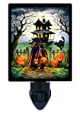 Halloween Night Light - Maybe Not - Trick or Treaters