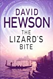 The Lizard's Bite by David Hewson front cover