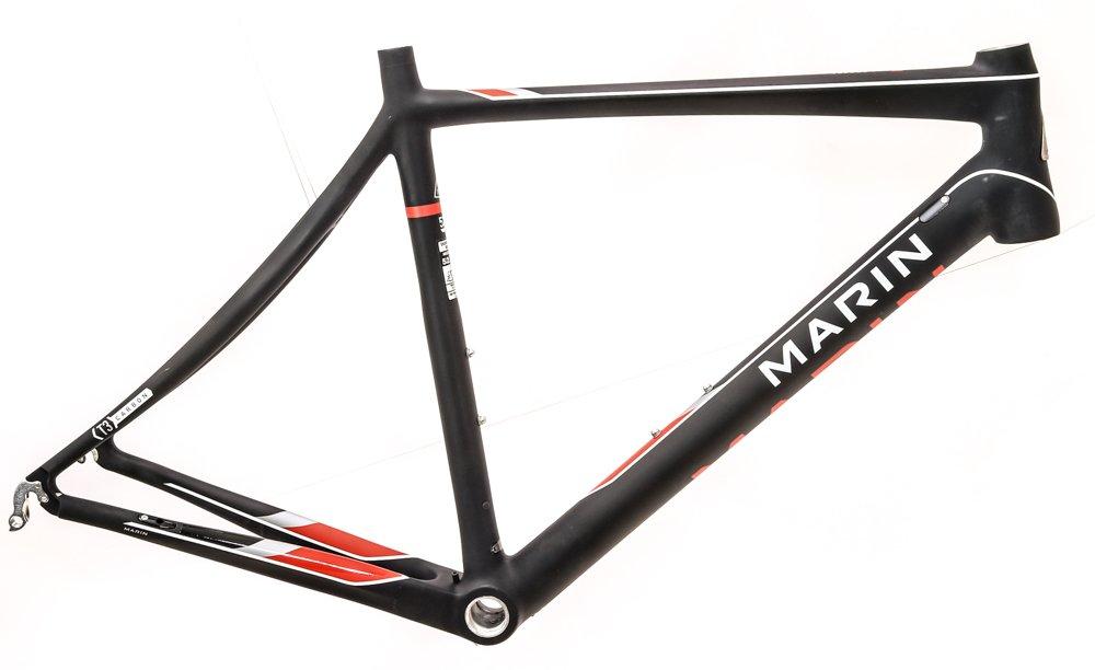 Marin 2014 Verona T3 Di2 52.5cm 700c Carbon Fiber Road Bike Frame NEW by Marin (Image #1)