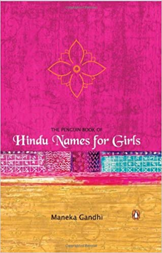Hindu Baby Girl Names Book Pdf