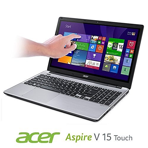 Acer Aspire V 15 Touch V3-572P Signature Edition Laptop / 15.6 in 720P touchscreen / i3-5005U / 6GB / 1TB...