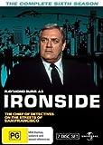 Ironside (Complete Season 6) - 7-DVD Set ( Ironside - Season Six (The Raymond Burr Show) ) [ NON-USA FORMAT, PAL, Reg.0 Import - Australia ]