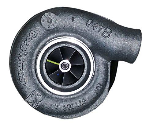 Borg Warner 177268 Turbocharger (S200) (Borg Warner Turbocharger)