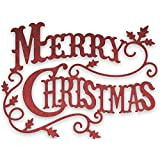 Cheery Lynn Designs CABD9 Merry Christmas