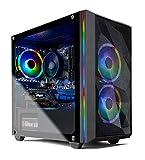 Skytech Chronos Mini Gaming PC Desktop - AMD Ryzen