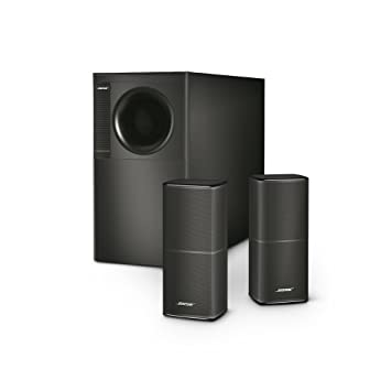 Bose Stereo >> Amazon Com Bose Acoustimass 5 Series V Stereo Speaker System Black
