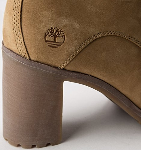 Timberland 6 Lace Up Boot Wheat Nubuck CA1HLS, Boots - 39 EU