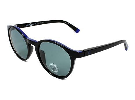 Etnia Barcelona gafas de sol Avinyo BKBL Black Blue 100 ...