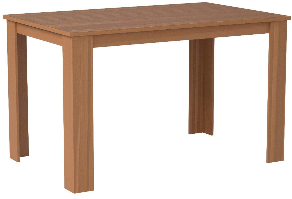 Zinus Vialeta Mission Style Wood Dining Table / Table Only, Natural