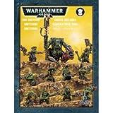 Games Workshop - Warhammer 40k - Figurine - Gretchin et Fouettard Ork