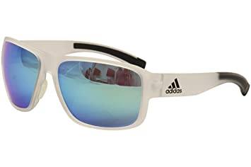 e0dd85d72b Amazon.com  adidas Jaysor Rectangular Sunglasses crystal matte 60 mm ...