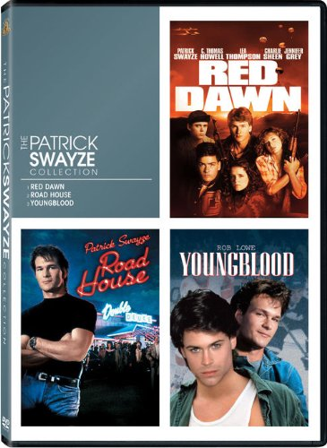 Patrick Swayze Triple Feature (Red Dawn / Road House / Youngblood) (Movie Red Dawn compare prices)